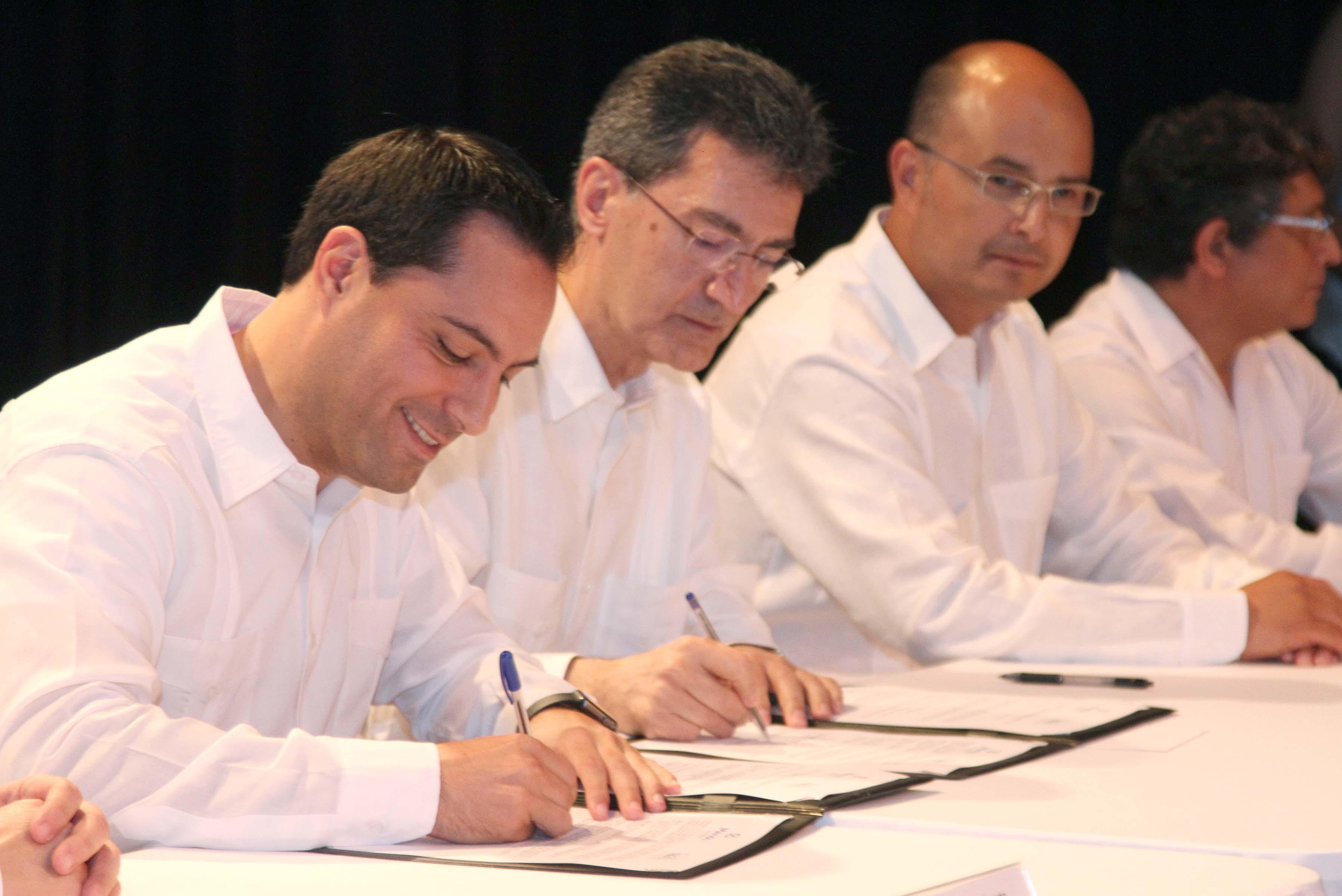 Oficializan Mérida Capital Americana de la Cultura 2017