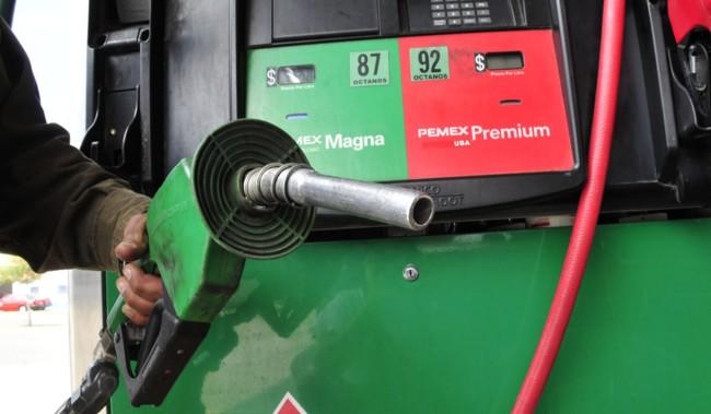 Precios de gasolinas, sin cambios en diciembre: SHCP