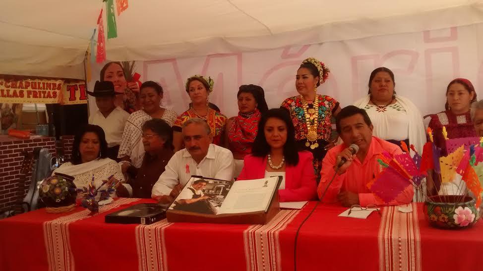 En preparativos muestra de Oaxaca y La Guelaguetza en Mérida