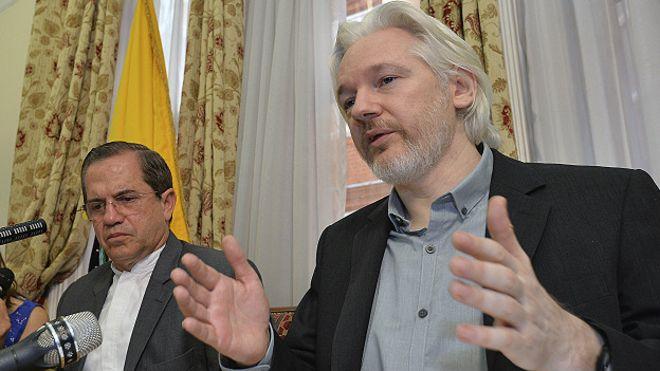 Justicia británica ratifica orden de arresto contra Assange
