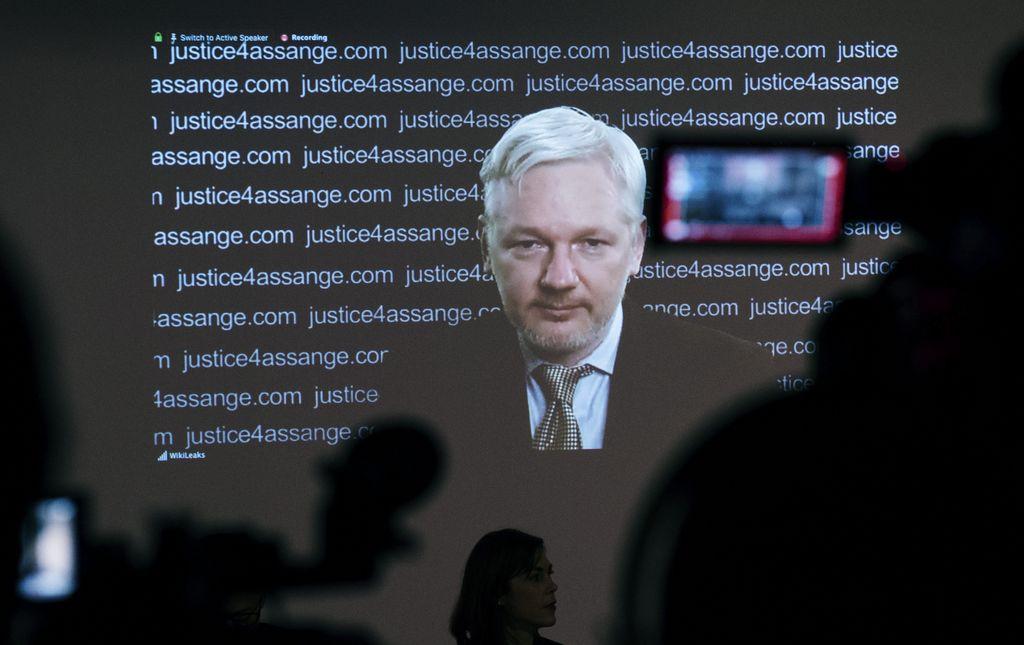 Fiscalía sueca cierra caso Assange