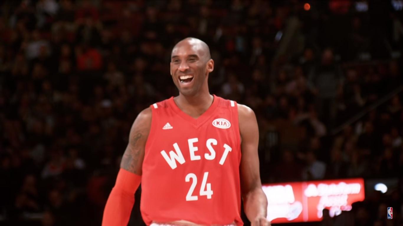 Despedida con honores para Kobe Bryant