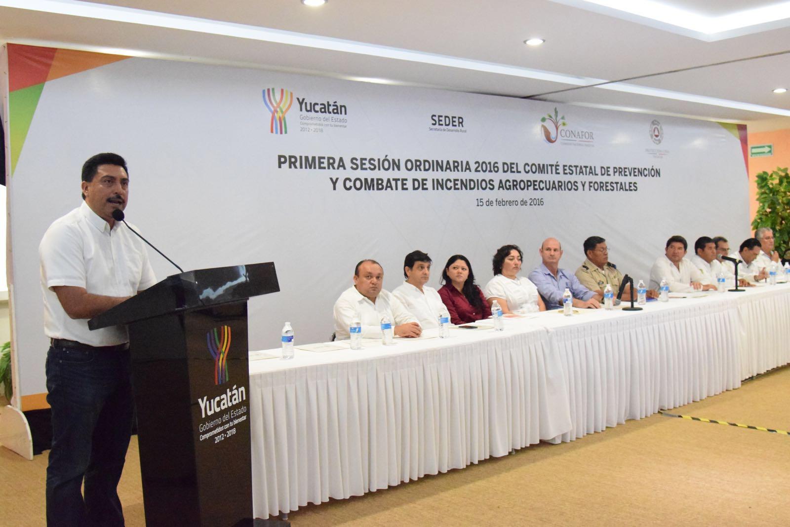 Marca Yucatán inicio de temporada de quemas