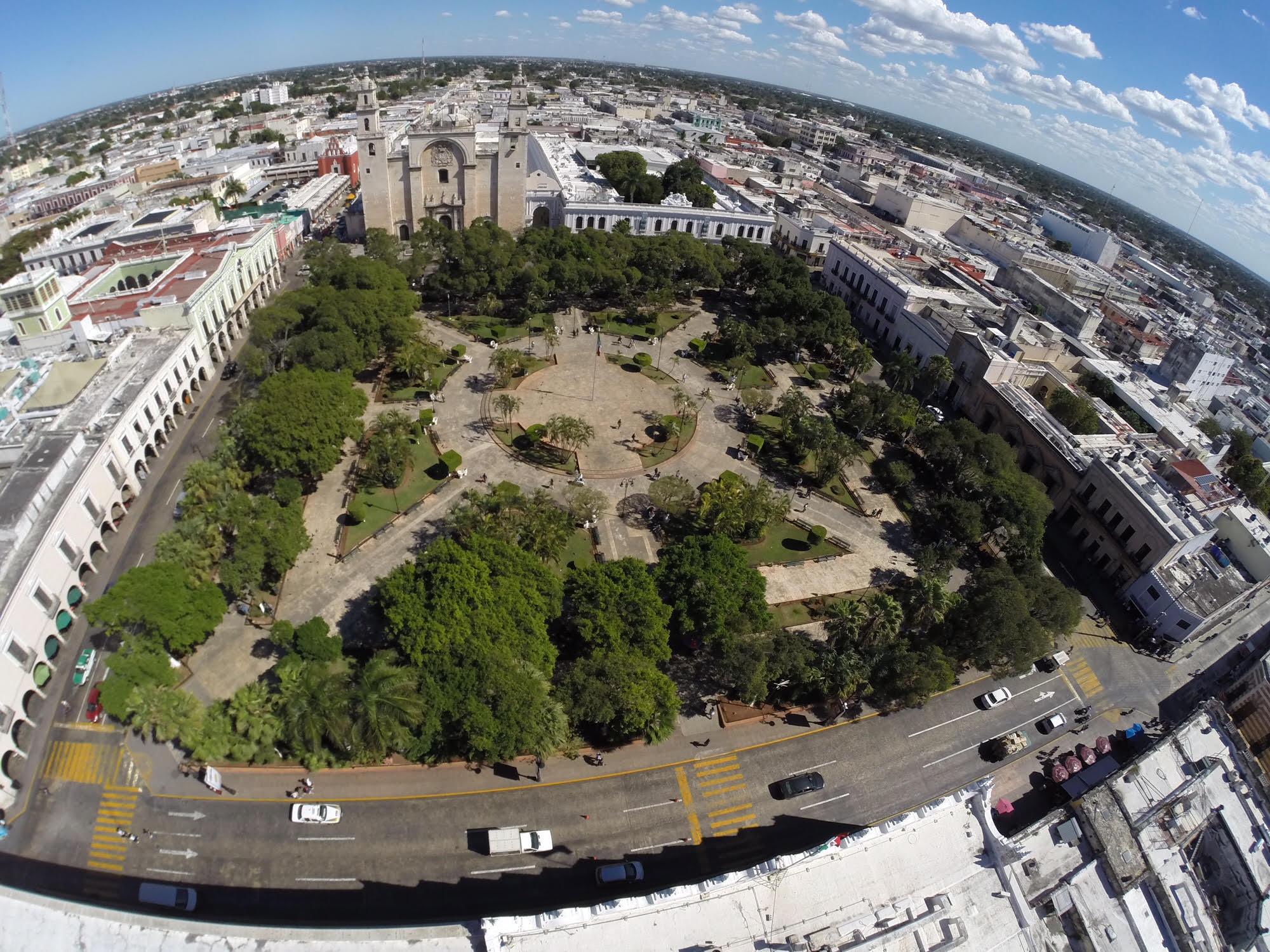 Mérida, entre mejores ciudades para retiro