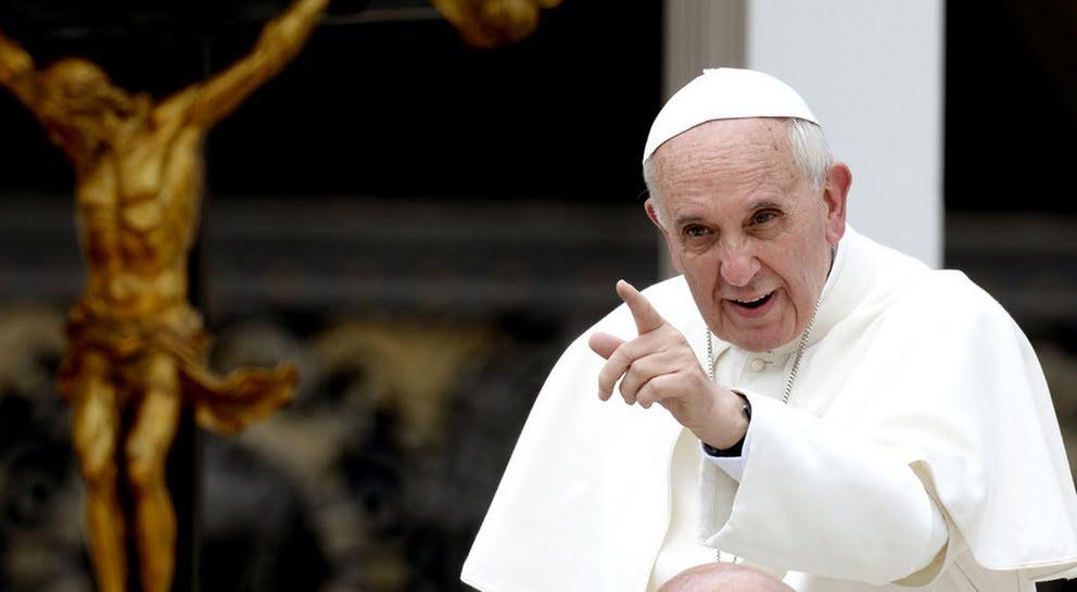 Intentaré ser claro sobre Derechos Humanos.- Papa