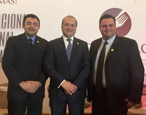 Asume yucateco vicepresidencia nacional de Canirac