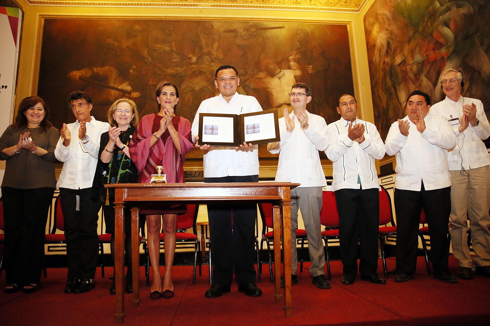 Académicos e investigadores, en Yucatán para clausura del Año Internacional de la Luz