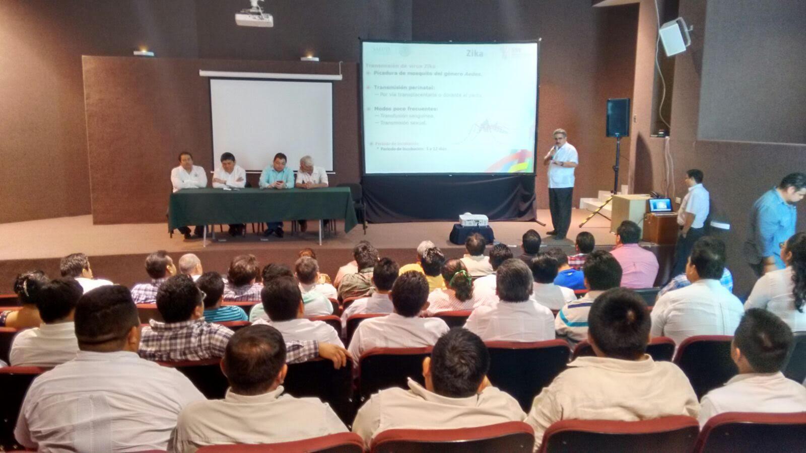 Arma Yucatán plan contra dengue, chikungunya y zika
