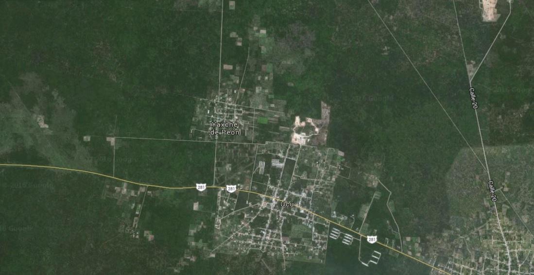 Escala denuncia por compra de tierras entre QRoo y Yucatán