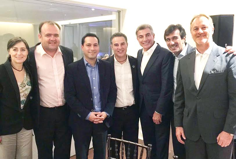 Comparte Vila programas de innovación con alcaldes de Iberoamérica