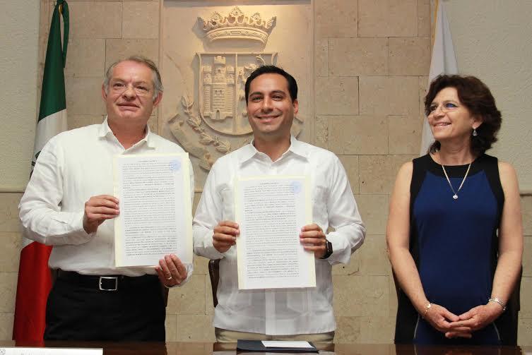 """Donan terreno para construir clínica del IMSS en """"Los Héroes"""""""