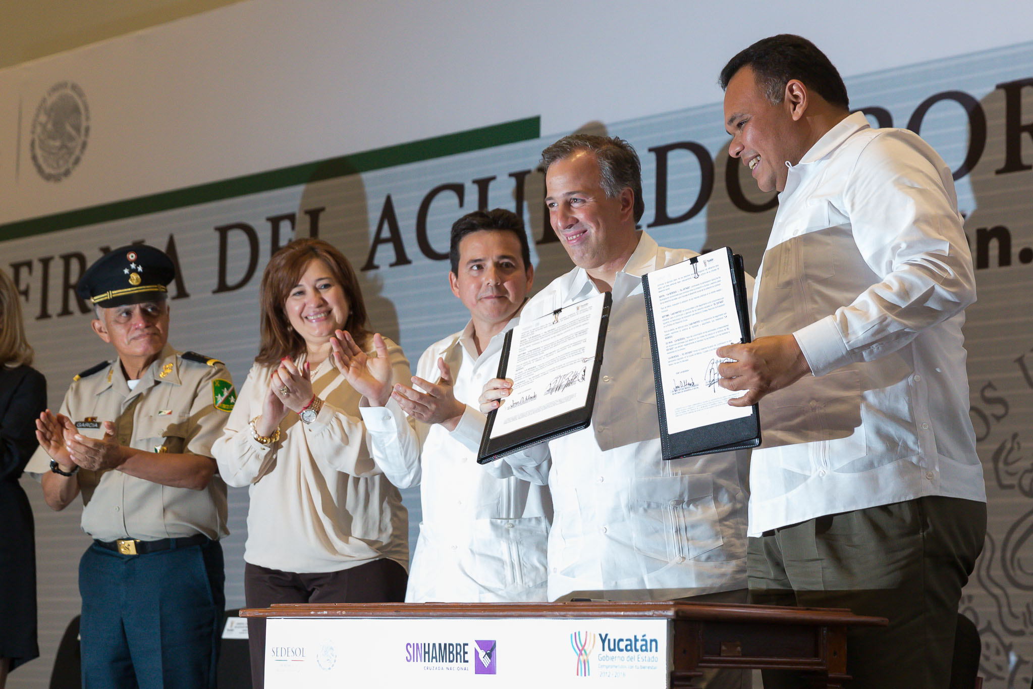 Reenfocan combate a rezago social en Yucatán