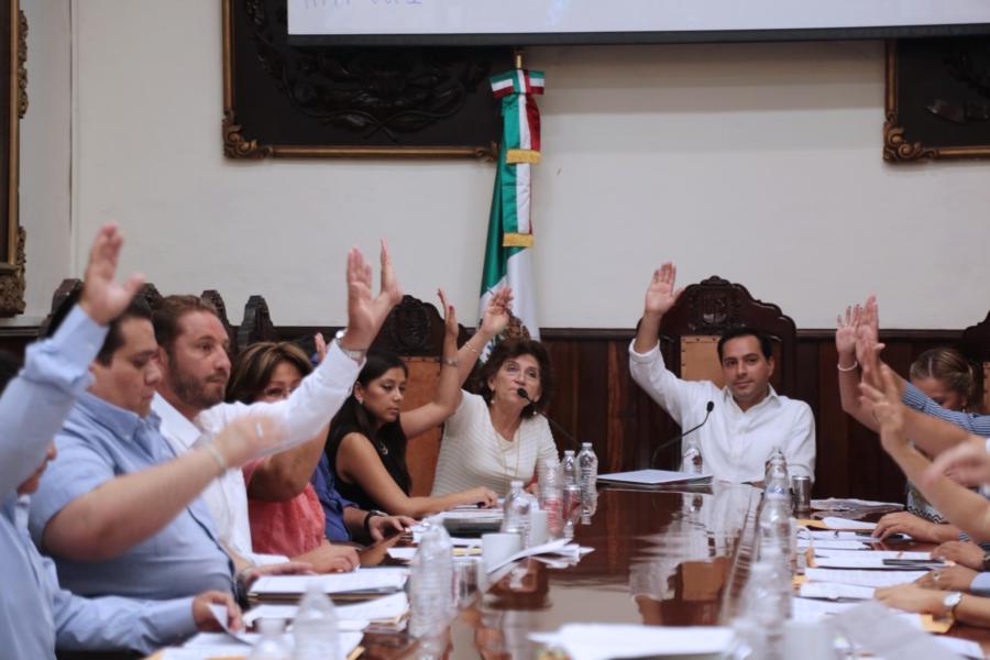 Aprueban más obras de mejoramiento para Centro Histórico de Mérida