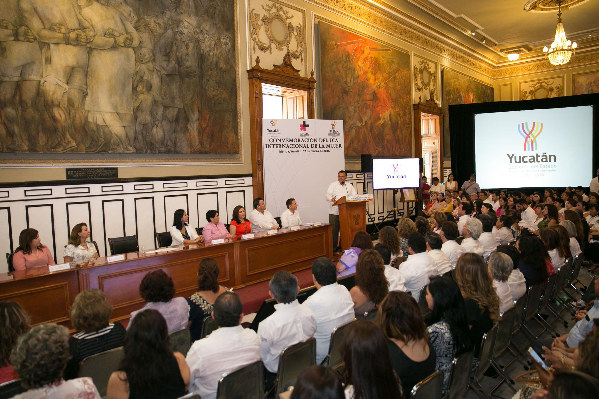 "Promueven en Yucatán iniciativa ""HeForShe"""