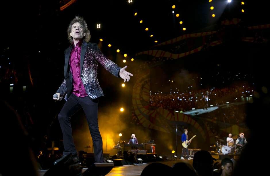 Los Rolling Stones hacen historia con concierto en Cuba