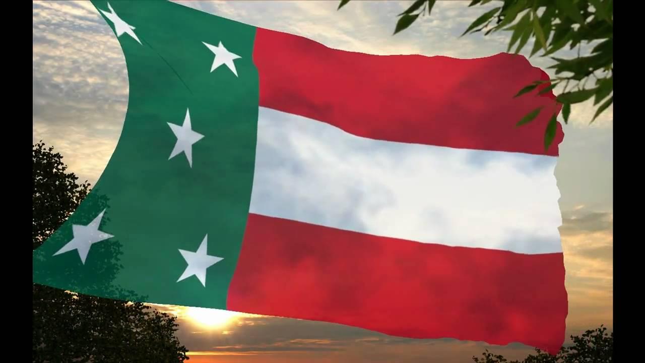Hace 175 años ondeó la bandera de la República de Yucatán