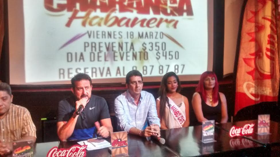 Retorna a Mérida La Charanga Habanera