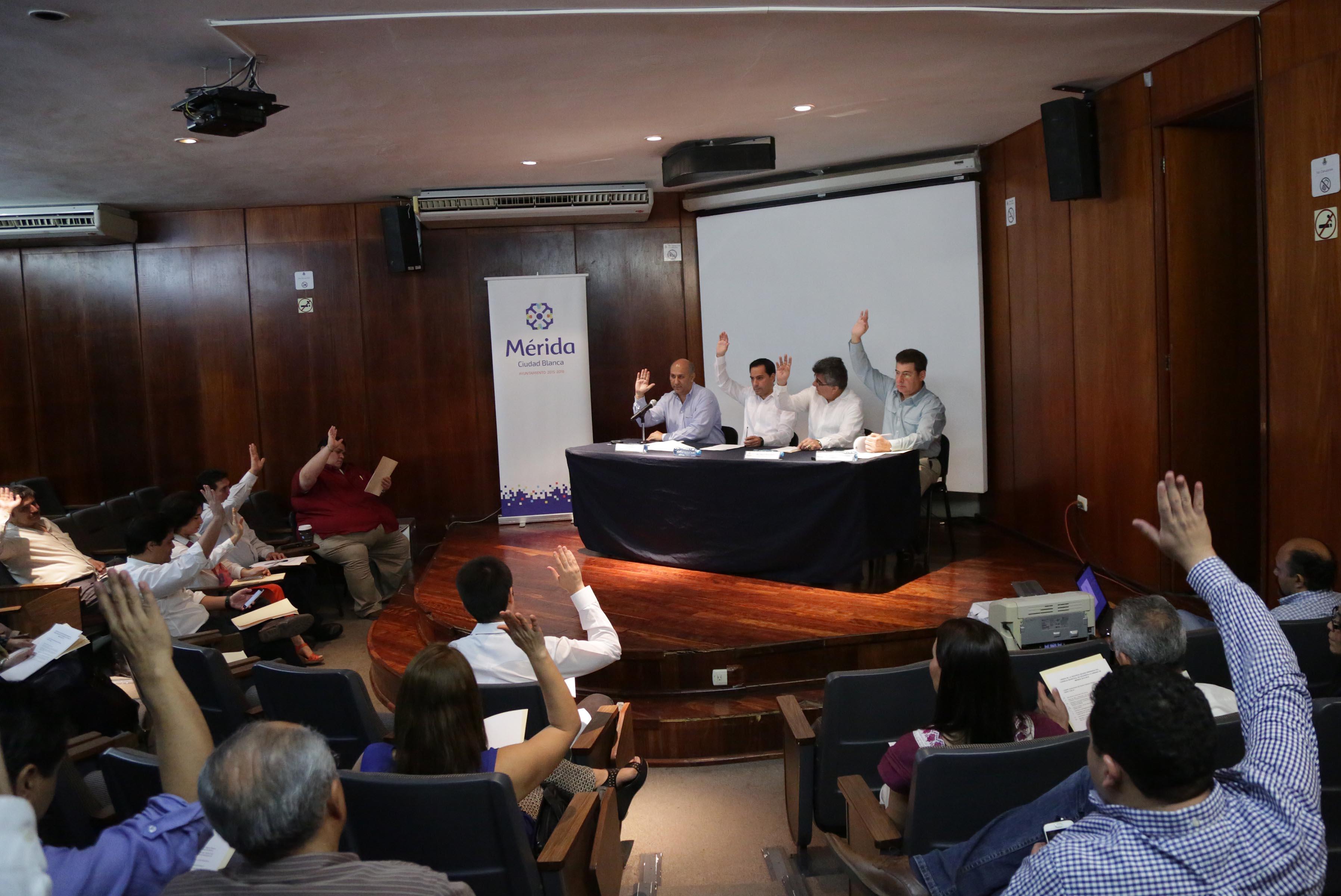 Aprueban por unanimidad proyecto urbano Cordemex