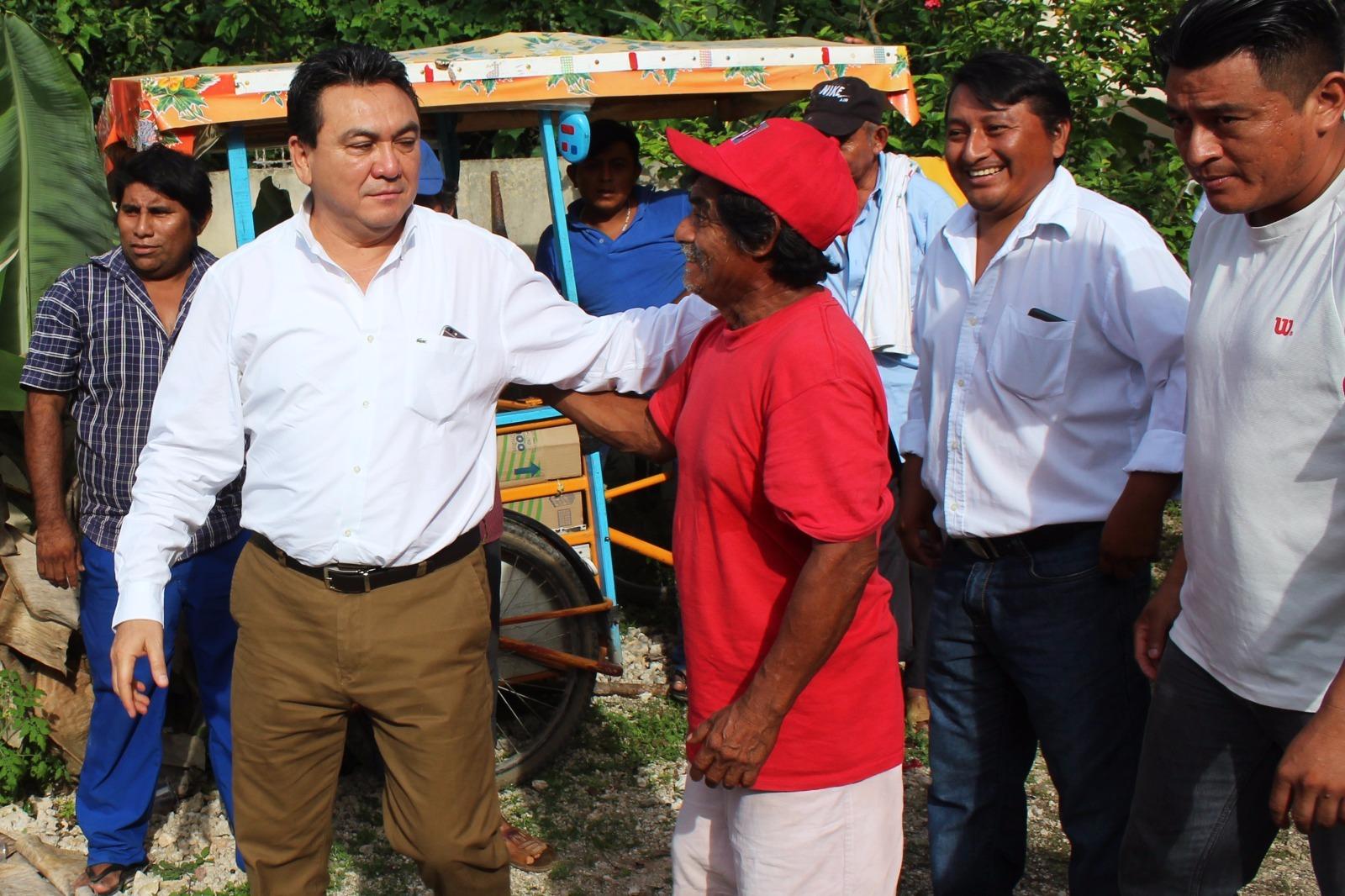 Transitar del asistencialismo a los empleos.- Vidal Aguilar