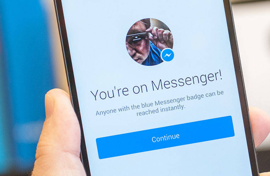 Facebook busca imitar a Snapchat