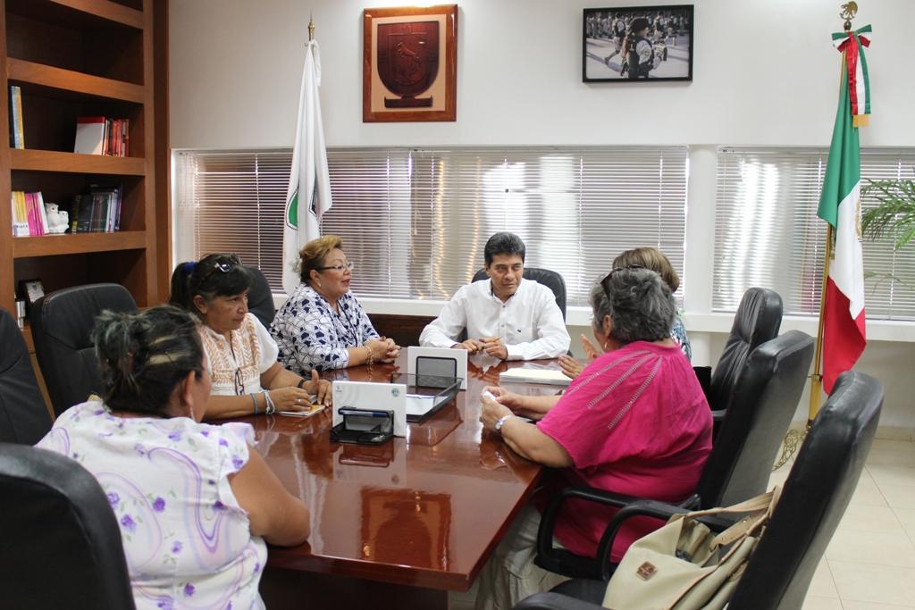 Atiende Fiscalía Yucatán a mujeres activistas