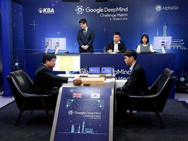 Inteligencia artificial de Google 2, humano todavía 0
