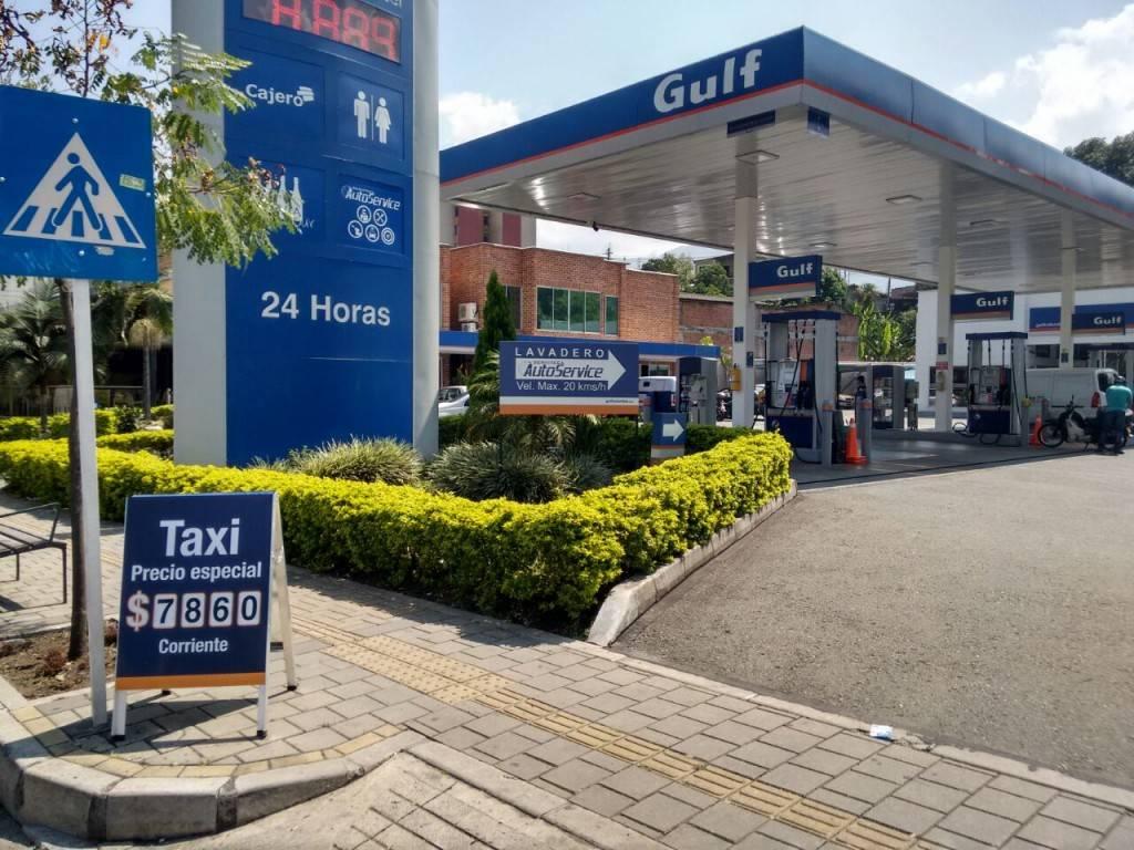 Sería Gulf la primera extranjera con gasolinerías en México