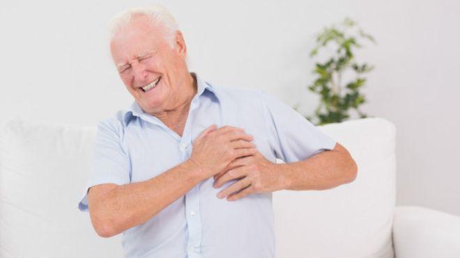 Cáncer y problemas cardiacos, principales enfermedades en hombres
