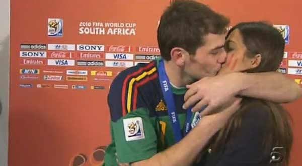 Iker Casillas y Sara Carbonero se han casado en secreto