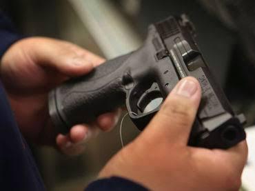 Incrementa la venta de armas en México