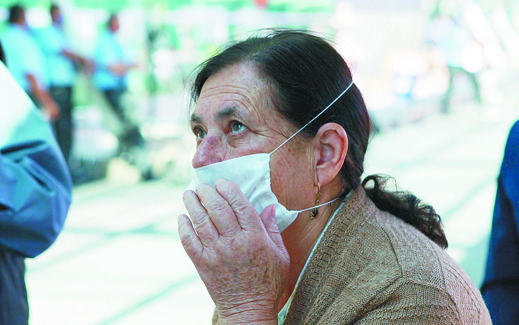 Se disparan casos de influenza en México