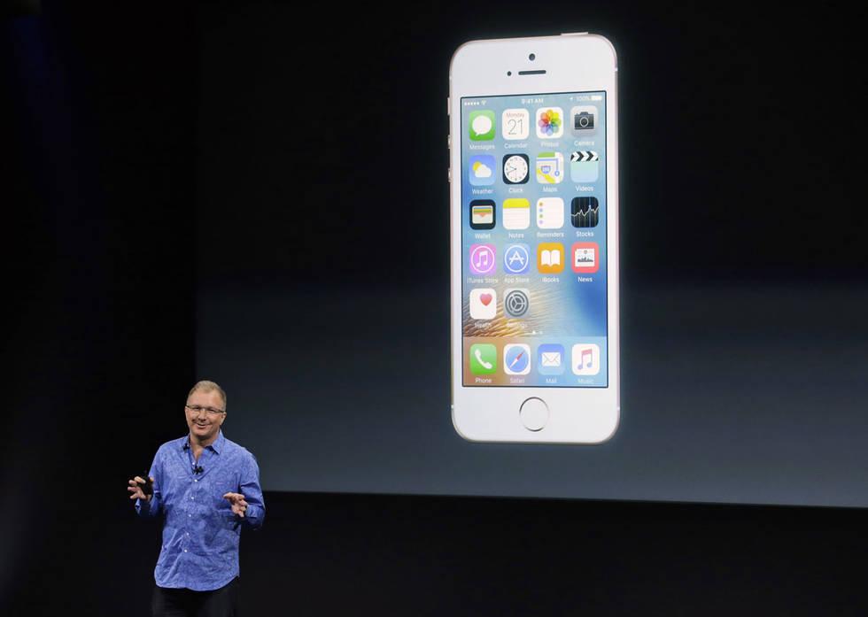 Apple lanza el iPhone SE; el más económico