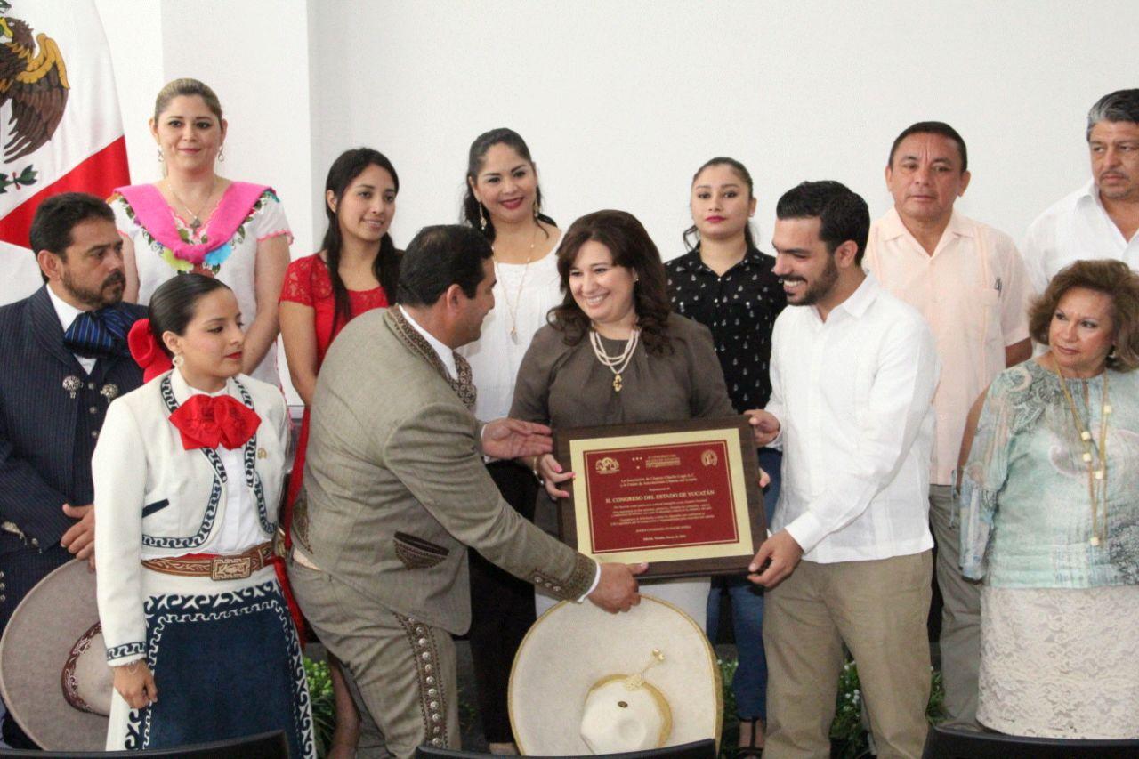 Jarana, trova y charrería como distintivo mundial de Yucatán