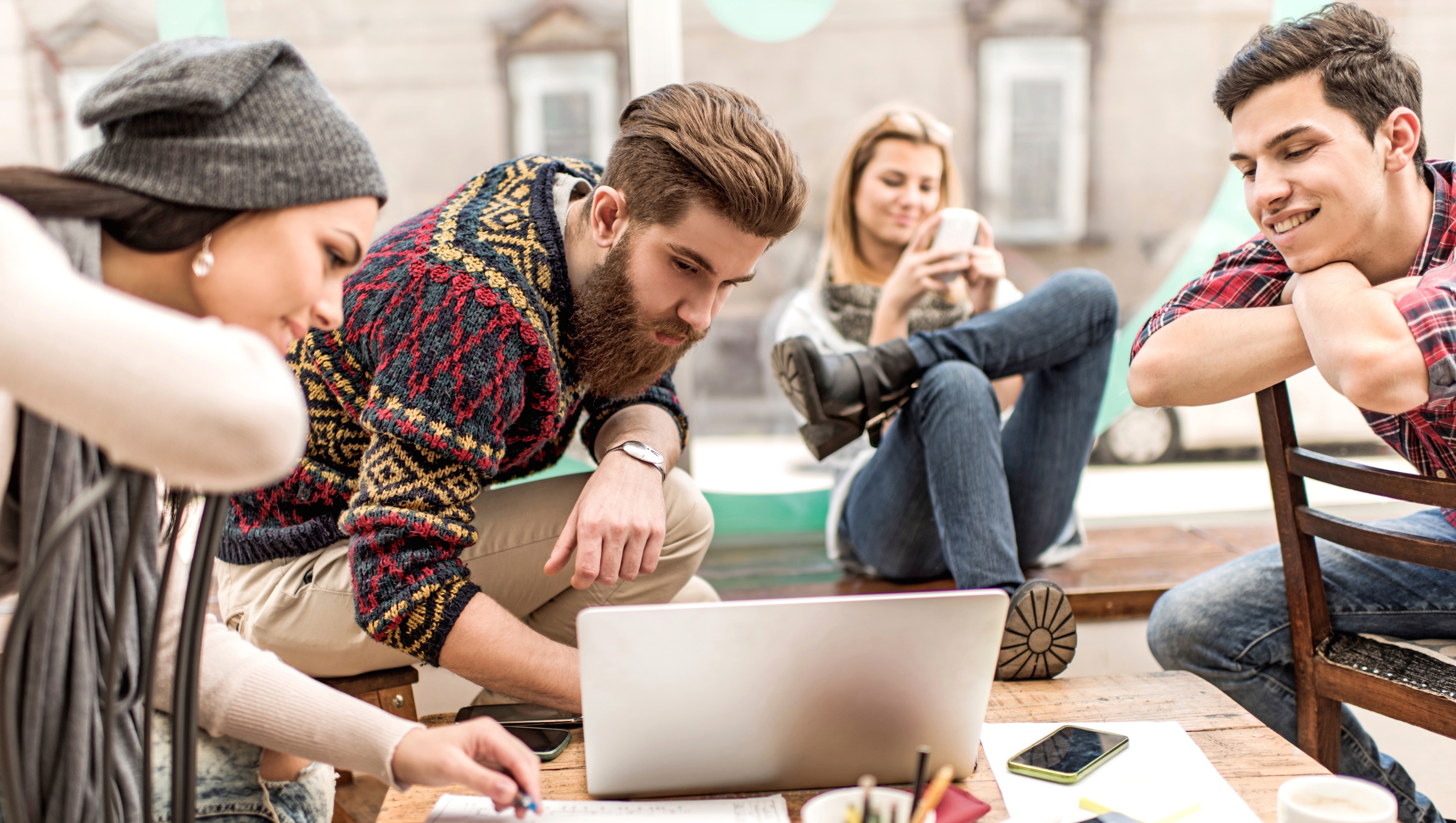 Razones por la que los 'millennials' son más improductivos