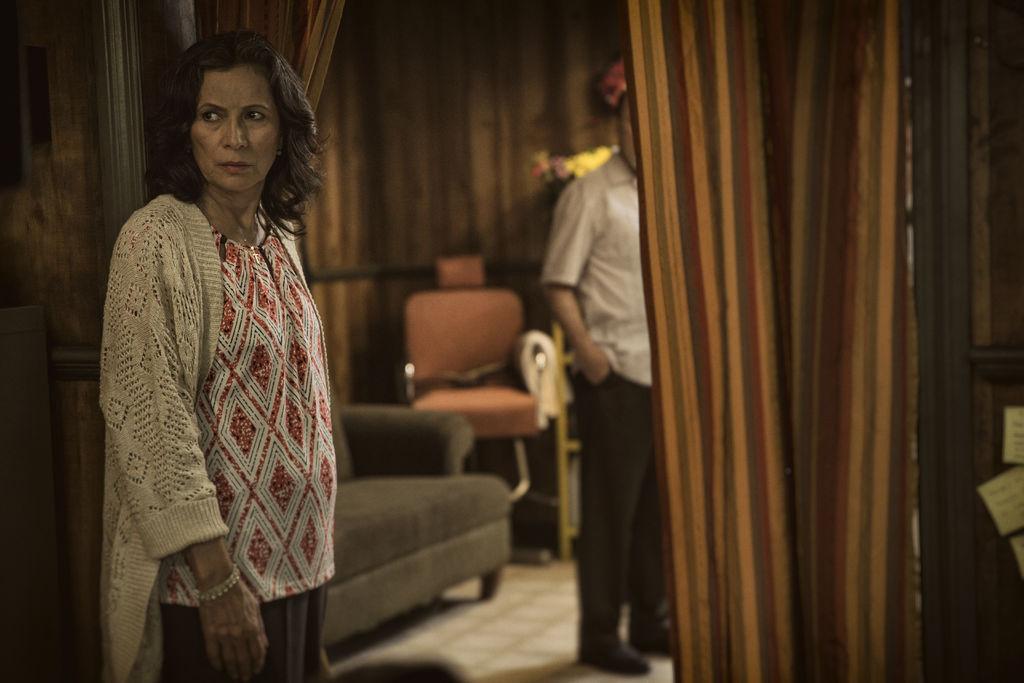 Patricia Reyes Spíndola en The Walking Dead