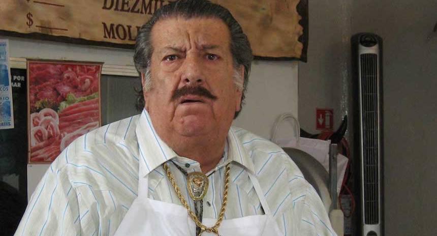 "Fallece el actor Pedro Weber ""Chatanuga"""