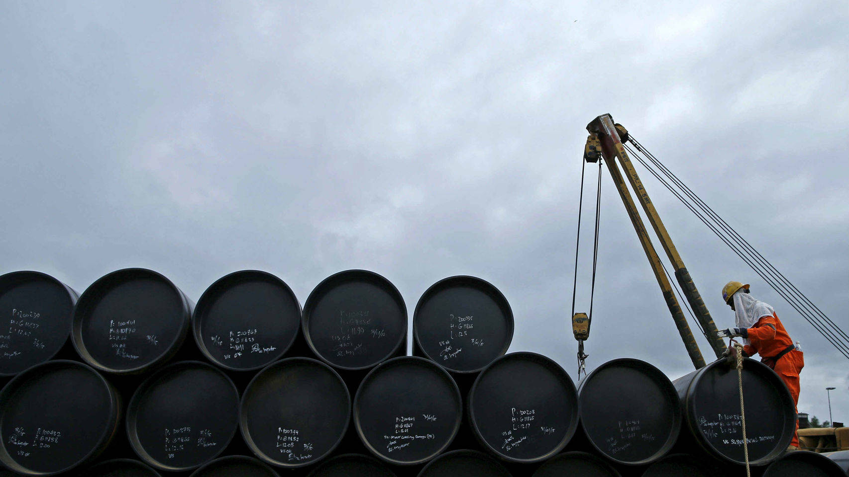 Bajó 8% exportación de petróleo durante el primer bimestre