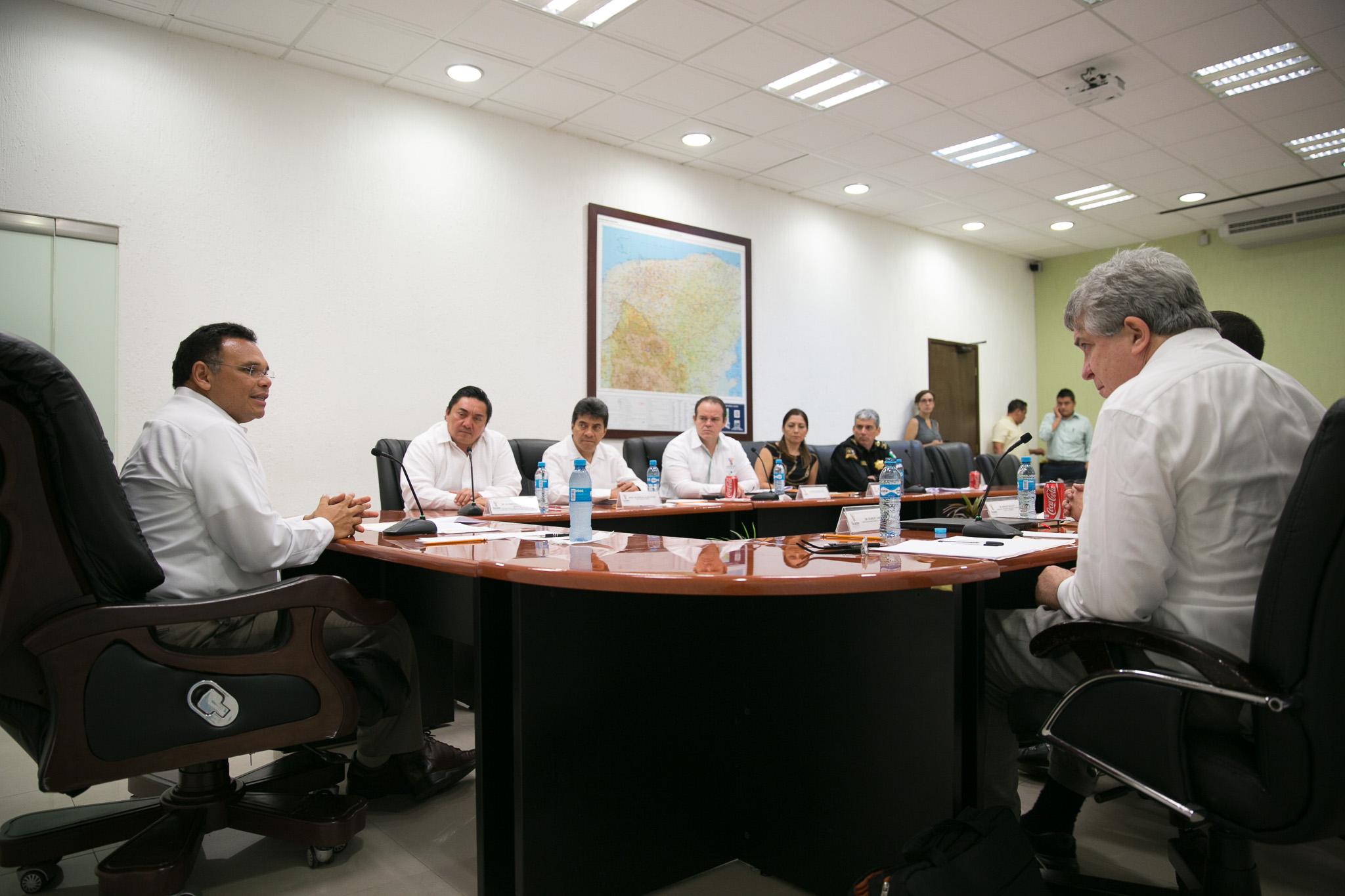 Analizan expertos Sistema de Justicia Penal en Yucatán