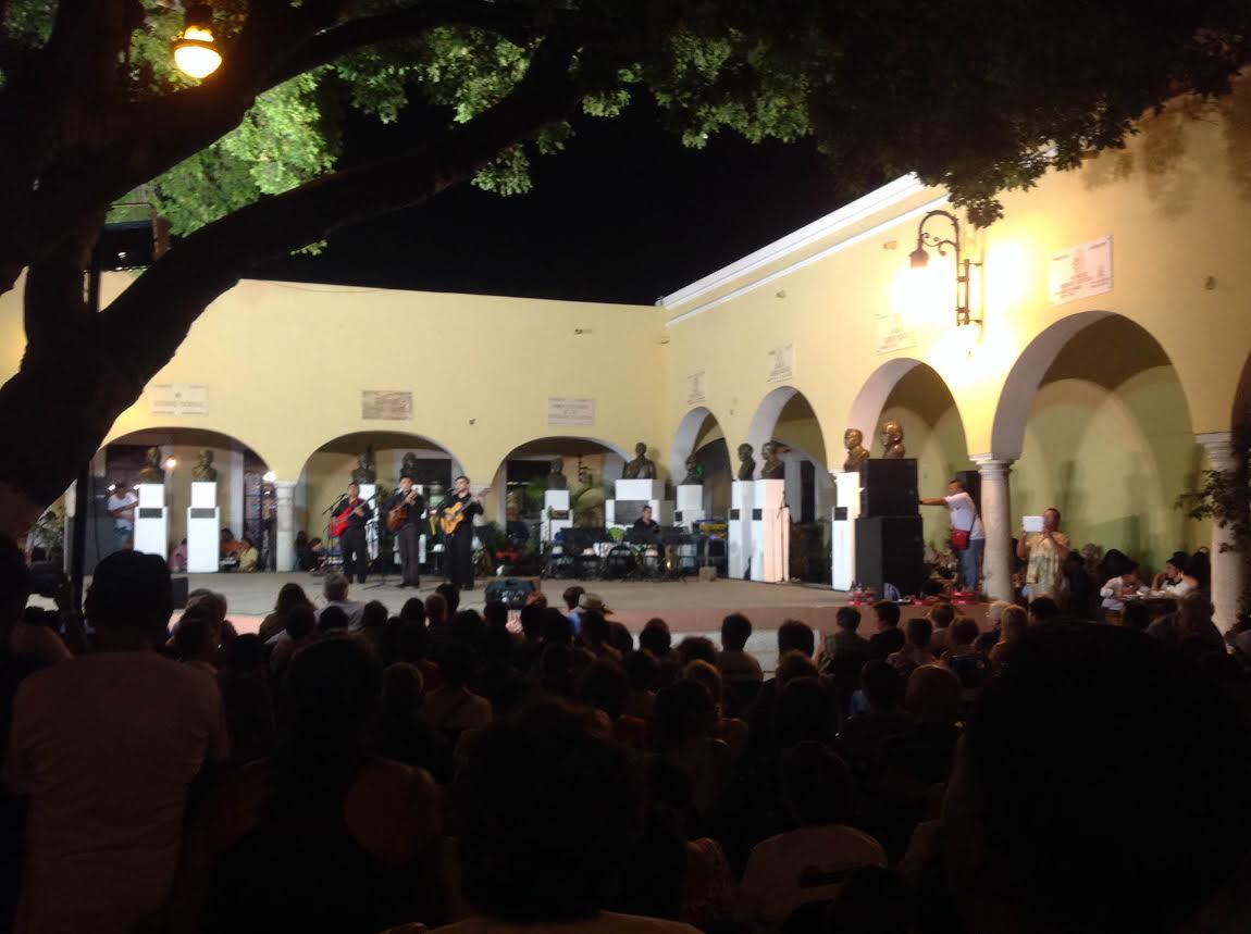 Mérida de noche, escaparate de diversión y cultura