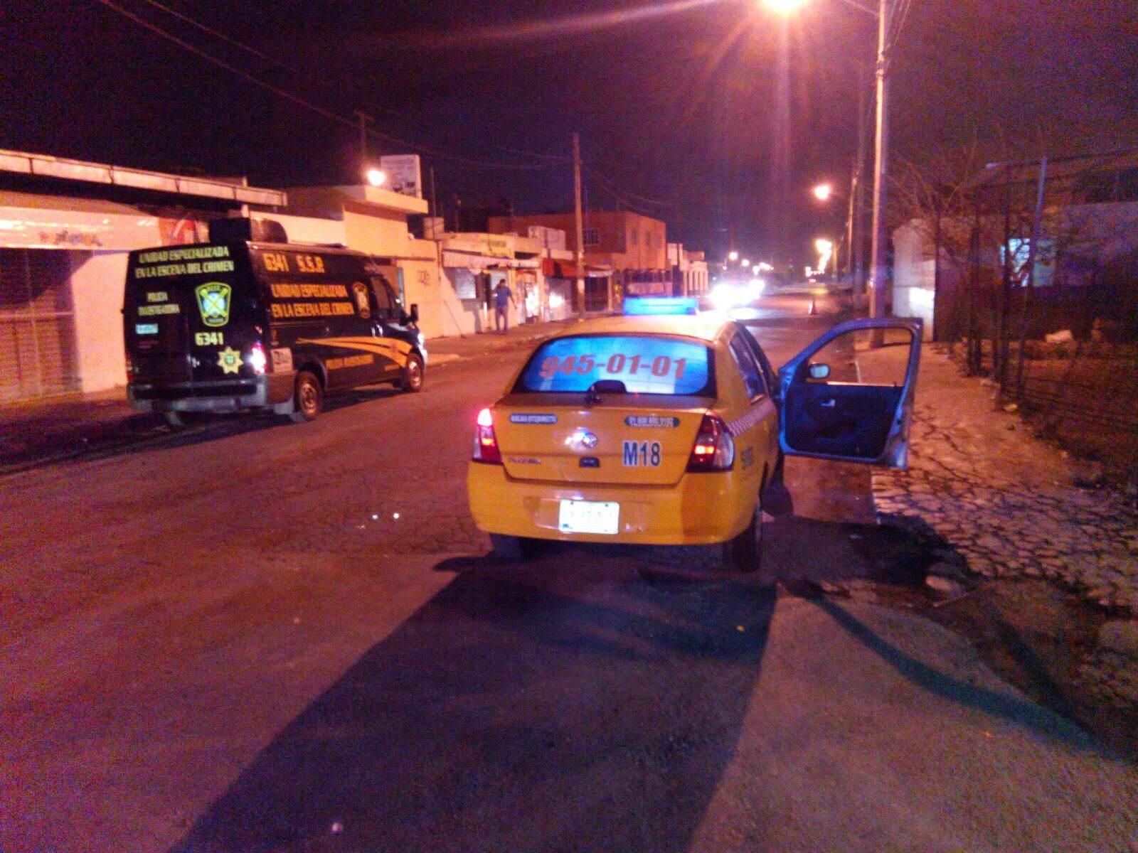 Taxista degollado en Mulsay