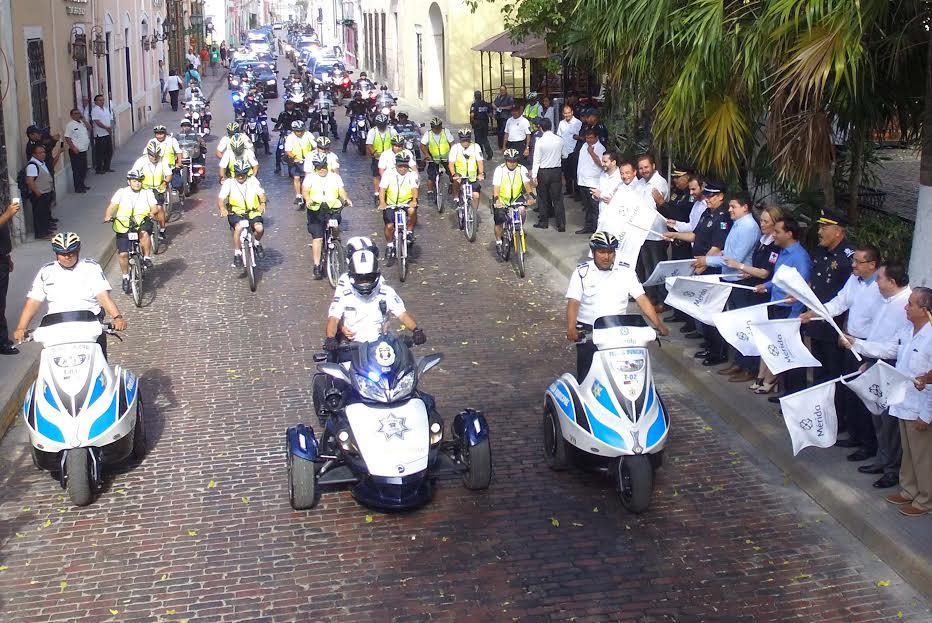 Recomendaciones de Policía y Protección Civil municipales