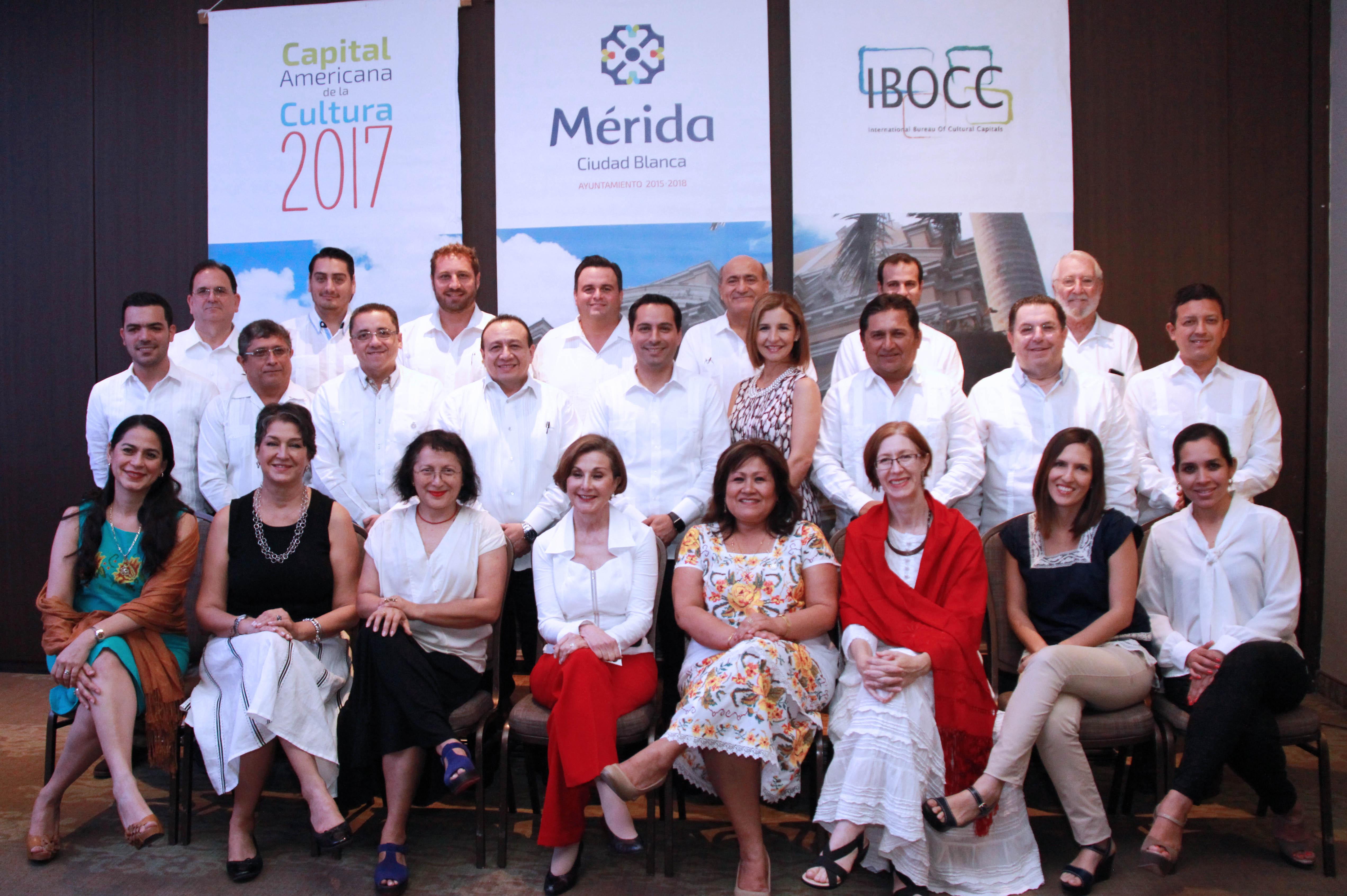 Integran Comité Ciudadano de Capital Americana de Cultura 2017