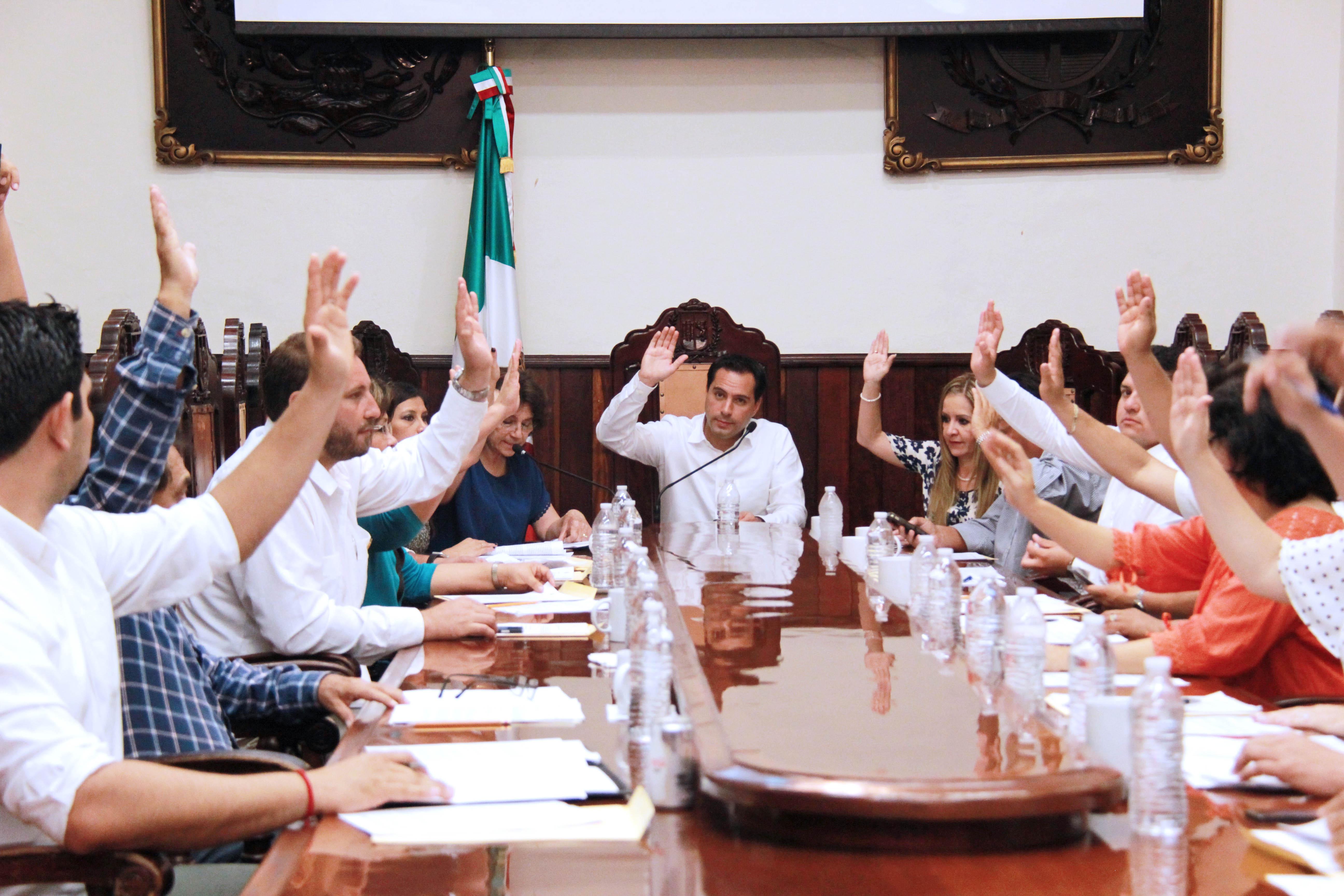 Aprueban propuesta para simplificación administrativa en Comuna de Mérida
