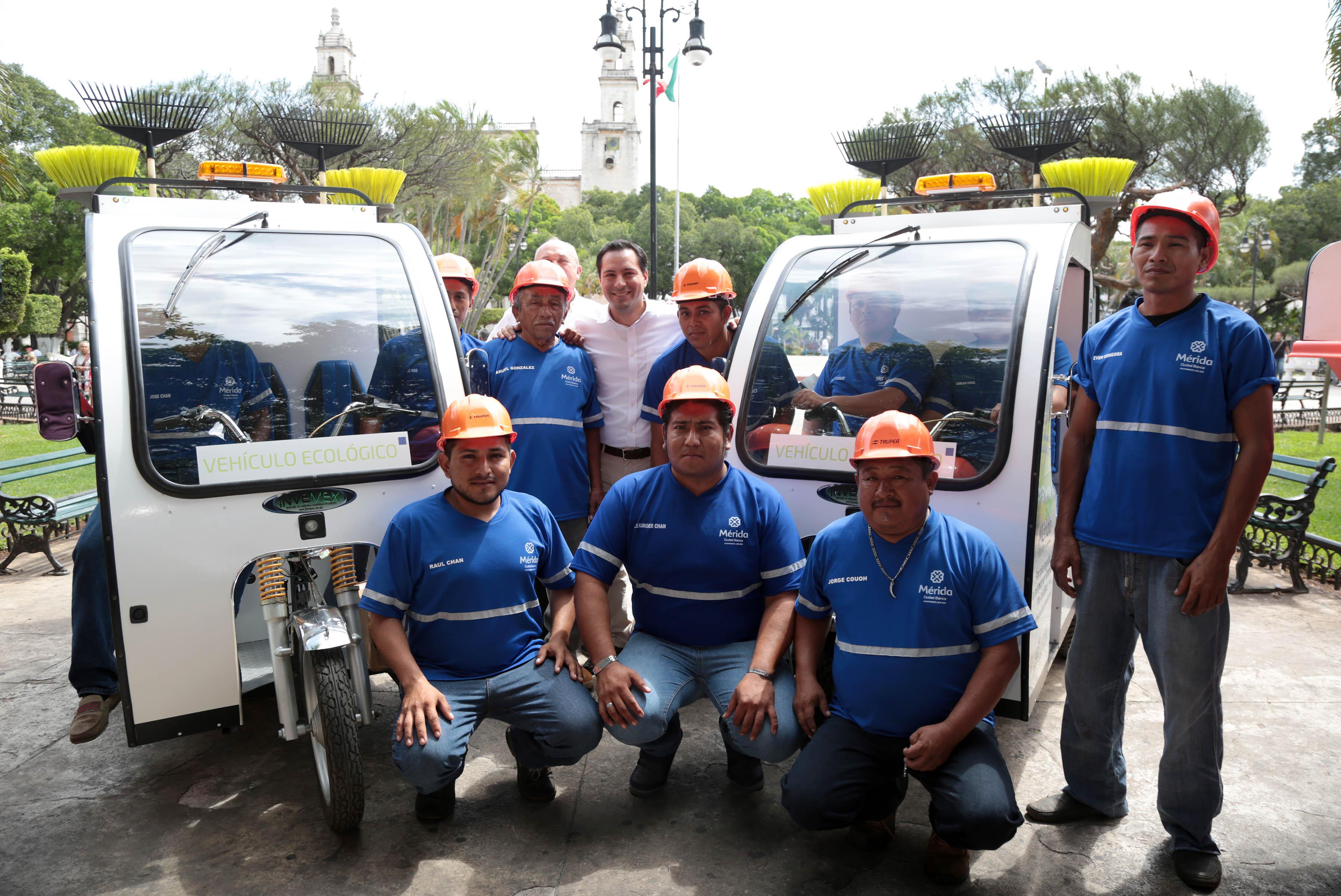 Encabeza Vila nueva etapa de limpieza en Centro Histórico