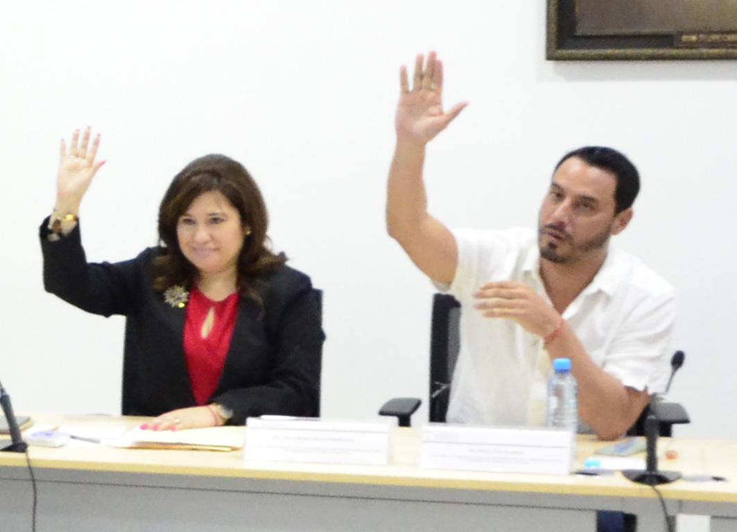 Aprueban comisiones Escudo Yucatán y temas de Transparencia y Anticorrupción