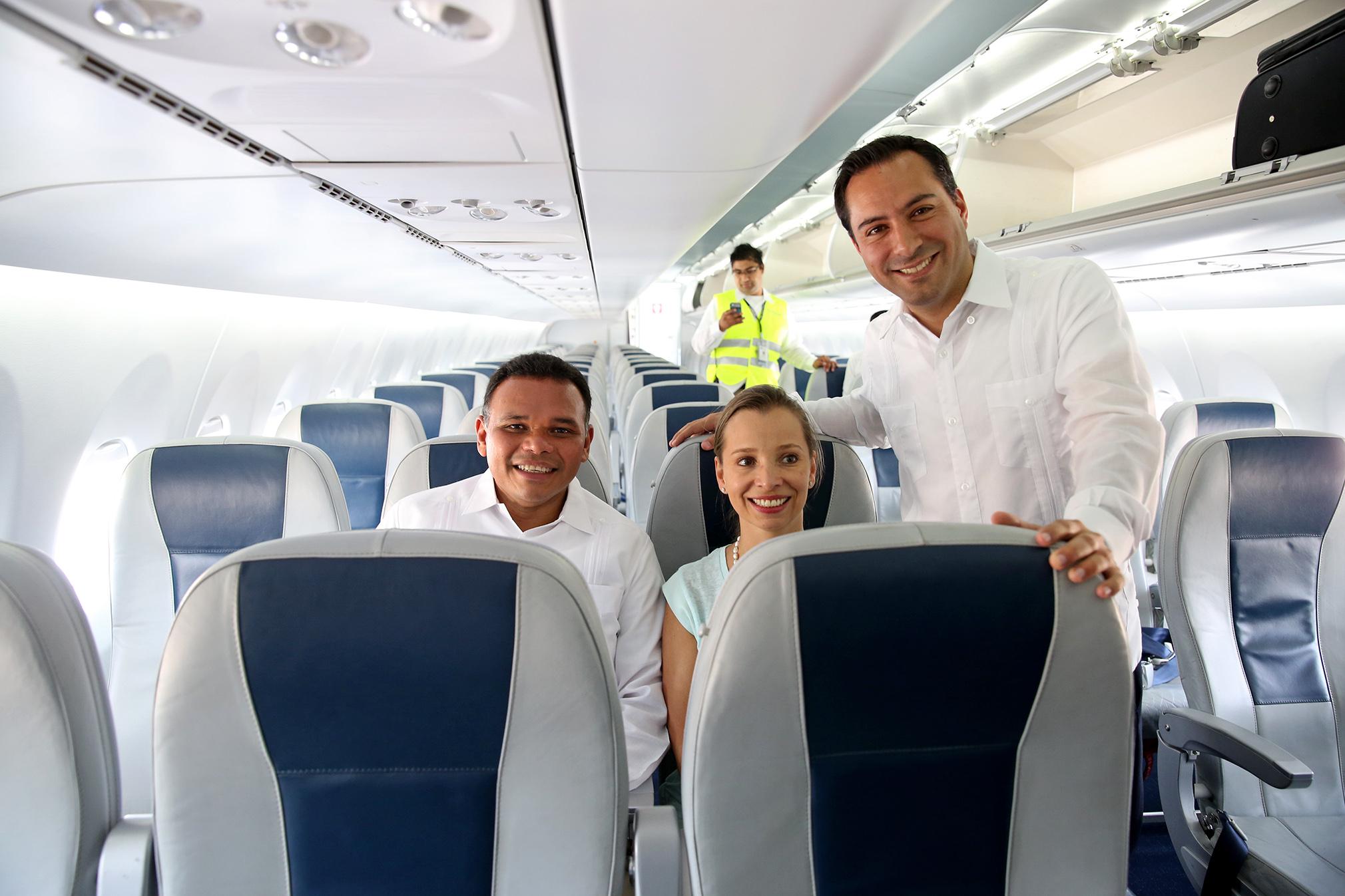 Abren nuevo vuelo La Habana-Mérida-La Habana