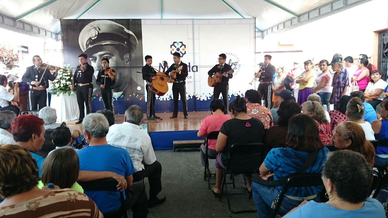 "Celebra Mérida ""Día de Pedro Infante"""