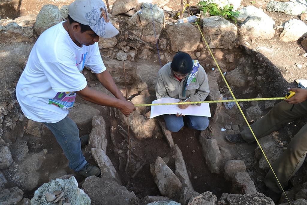 Persiste saqueo de vestigios arqueológicos en Mérida