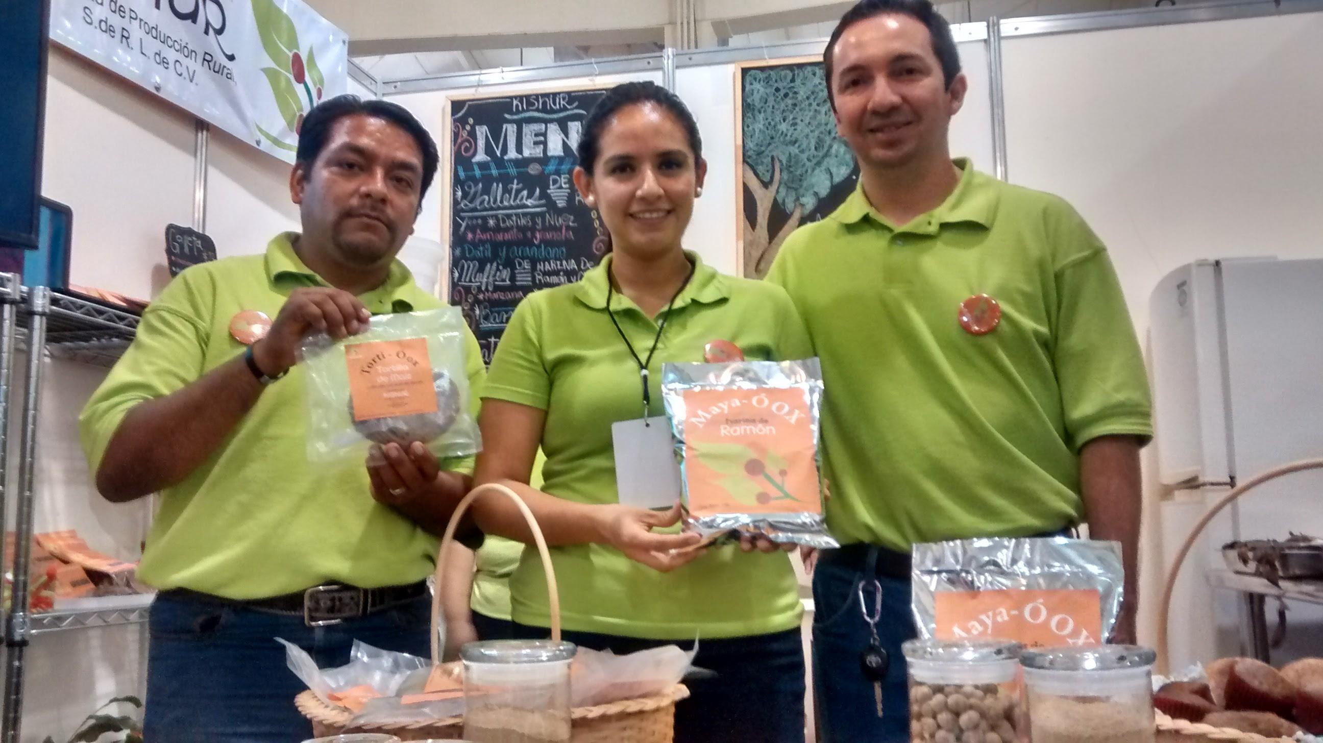 Árbol de Ramón, alternativa contra  pobreza y desnutrición