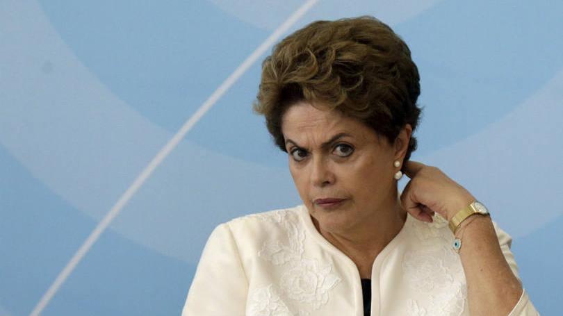 Juicio político a presidenta de Brasil